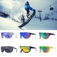 Large Oversize Windproof Sunglasses UV400 Sport Cycling Bike Sunglasses Unisex