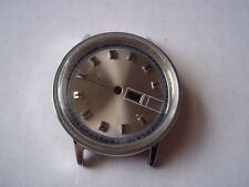 Timex casing and dial. Model 26850 - 02774. Pre-owned.