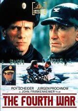 The Fourth War DVD - Roy Scheider, Jurgen Prochnow, Tim Reid, John Frankenheimer