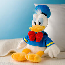 "DISNEY MICKEY MOUSE CLUBHOUSE DONALD DUCK 18"" (45cm) PLUSH TOY AUTHENTIC"
