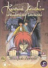 Rurouni Kenshin - Renegade Samurai : Vol 5 (DVD, 2002)