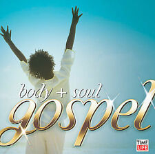 Body + Soul Gospel by Various Artists (CD, Oct-2006, Time/Life Music)