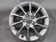 "Original Audi A3 16"" Alloy wheel alloys x1 2014 6.5Jx16H2 ET46 8V0601025 G #17"