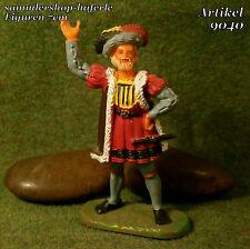 Original Hausser Elastolin 7cm LANDSKNECHT naturgetreu & handbemalt N°9040