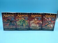 lot de 4 decks magic the gathering neuf en FR kamigawa