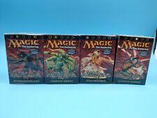 lot de 4 decks magic the gathering neuf en FR kamigawa