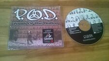 CD Metal POD P.O.D. - Youth Of The Nation (3 Song) MCD ATLANTIC sc