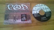 CD Metal POD P.O.D. - Youth Of The Nation (3 Song) MCD ATLANTIC sc