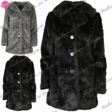 Button Acrylic Waistcoats for Women