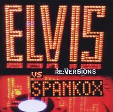 Elvis Presley Re:versions (2008, vs Spankox) [CD]