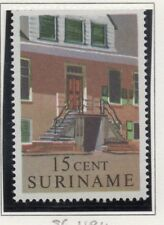 Suriname 1961 Early Issue Fine Mint Hinged 15c. 168987