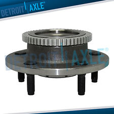 New Front Wheel Bearing Hub Amp Assembly For 2000 2001 Dodge Ram 1500 2wd