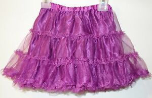 New With Tags Hanna Andersson Berry Mix Garden Tutu Skirt Girl's Sz 80, 10-24M