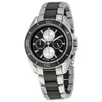 Michael Kors Jetmaster Chronograph Black Dial Men's Watch MK-8454