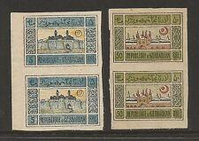 Azerbaijan Rusia stamps