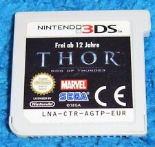 Nintendo 3DS Game - Thor: God Of Thunder