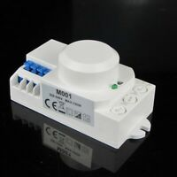 Microwave Human Body Induction Switch Microwave Sensor Smart Switch For Monitor