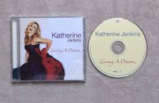 "CD AUDIO MUSIQUE/ KATHERINE JENKINS ""LIVING A DREAM"" 16T CD ALBUM 2005"