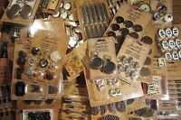 NEW Tim Holtz Idea-ology Embellishments Metal Mixed Media PICK ONE OF 50 TYPES!