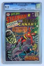 BRAVE AND THE BOLD #61, DC Comics, CGC 9.2, Black Canary