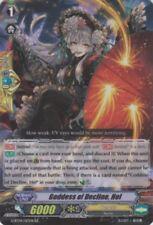 1x Cardfight!! Vanguard Goddess of Decline, Hel - G-BT04/017EN - RR Near Mint