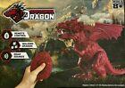 remote control dragon, dragon, walking dragon, roar sounds, remote control
