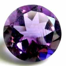 Excellent Cut Natural Round Loose Amethysts