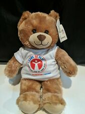 Carnival Cruise Lines Build a Bear St Jude Shirt w Tags!