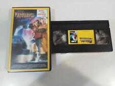 PELICULA CINTA VIDEO VHS GRABADA DE LA TV - REGRESO AL FUTURO II SPIELBERG FOX