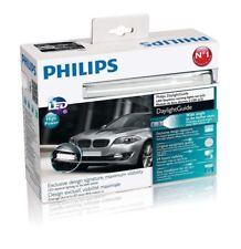 Philips LED 12V 6W luz del día las luces de guía 12825 WLEDX 1 correr Set