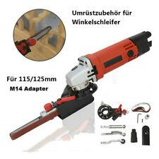 Elektrofeile/Bandschleifer/Fingerfeile M14 Leichtgewicht 800 Watt inkl Zubehör