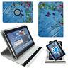 Hülle für Odys NoteTab PRO LTE Schutz 10 Zoll Tablet Tasche Schmetterling 1