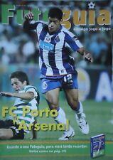 Programm UEFA CL 2008/09 FC Porto - Arsenal