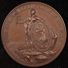 1798 Davison's Medal For Battle Of Nile - Nelson - Very Rare Original