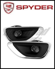 Spyder Jeep Grand Cherokee 2011-2014 OEM Fog Light W/Universal Switch- Clear