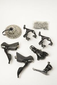 Shimano 105 Part Groupset 5800 - 11 Speed, Levers, Front, Rear & Calipers (LY04)