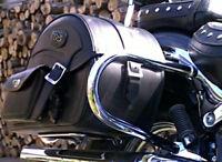 SUZUKI INTRUDER VL800 VOLUSIA, C800, C50 Boulevard Chrome Rear Crash Bars Guards