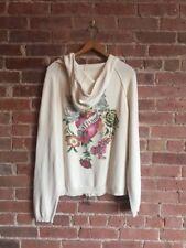John Galliano  Zip Cardigan Sweater, Sz Medium, Beautiful!