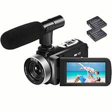 Camcorder Videokamera Full HD 1080p Camcorder 24.0mp Kamera mit Mikrofon VLO