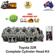 Toyota Hilux Landcrusier 22R Cylinder Head Kit with VRS Gasket and Recovery Kit