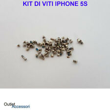 Set Kit Viti Vite per Apple Iphone 5S Scocca Scheda Madre Logica Interne Screws