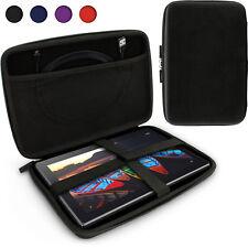 Nero EVA Custodia Rigida da Viaggio per Lenovo Tab 3 10 Business Manica Coperchio di protezione