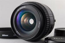 [Excellent+++++] Nikon AF 24mm f2.8 NIKKOR wide angle lens From Japan ♯00077