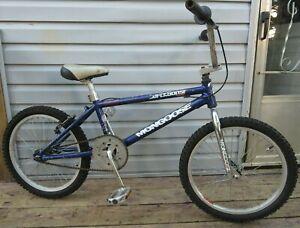 Supergoose Comp Mongoose 1996 Old Mid School Bmx Bike Aluminum Frame cw gt haro