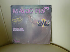 DISQUE 45 T MAGIC FLY BALLAD FOR SPACE LOVERS