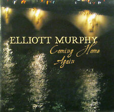 "ELLIOTT MURPHY  ""COMING HOME AGAIN""  cd mint"