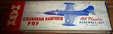 RARE HAWK KIT 400 GRUMMAN PANTHER F9F [ ?1st 2nd RELEASE  LATE  1940s] 1/48