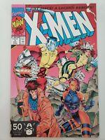 X-MEN #1 (1991) MARVEL COMICS CLAREMONT! COVER B VARIANT! JIM LEE COVER & ART!
