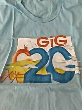 Greyhounds in Gettysburg 20 Years Blue TShirt *100% Donation 2 cure K9 Cancer