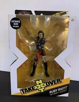Rare Ruby Riot WWE Mattel NXT Takeover Elite Series 4 Target Exclusive Figure
